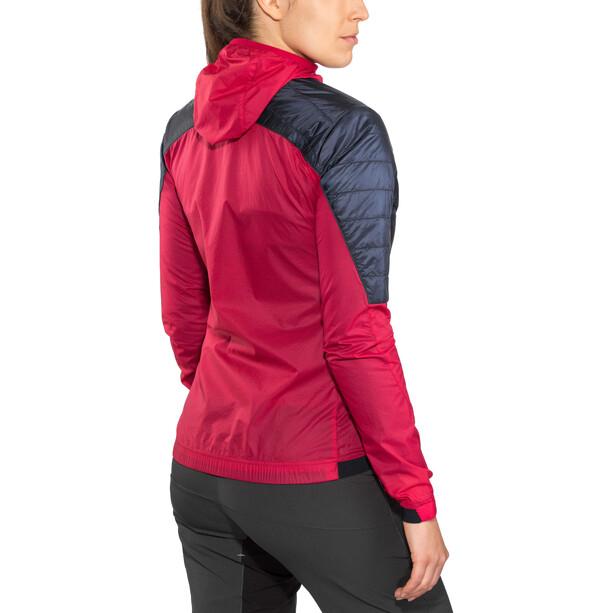 VAUDE Moab Ultralight Hybrid Jacke Damen eclipse