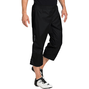 VAUDE Drop 3/4 Pants Herr black black