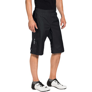 VAUDE Drop Shorts Herr black black
