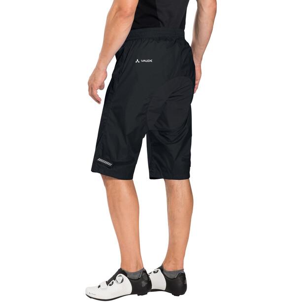 VAUDE Drop Shorts Herren black