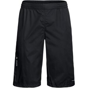 VAUDE Drop Shorts Herrer, black black