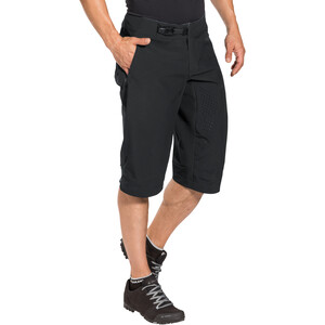 VAUDE eMoab pyöräilyhousut Miehet, black black