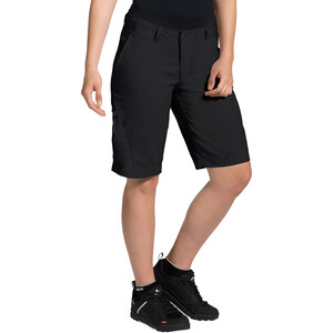 VAUDE Ledro Shorts Damen black black