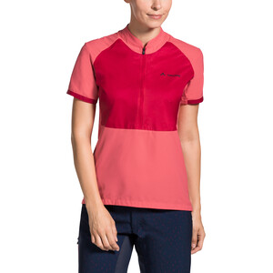 VAUDE eMoab Shirt Damen crimson red crimson red