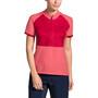 VAUDE eMoab Shirt Damen crimson red
