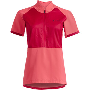 VAUDE eMoab Shirt Damen crimson red crimson red