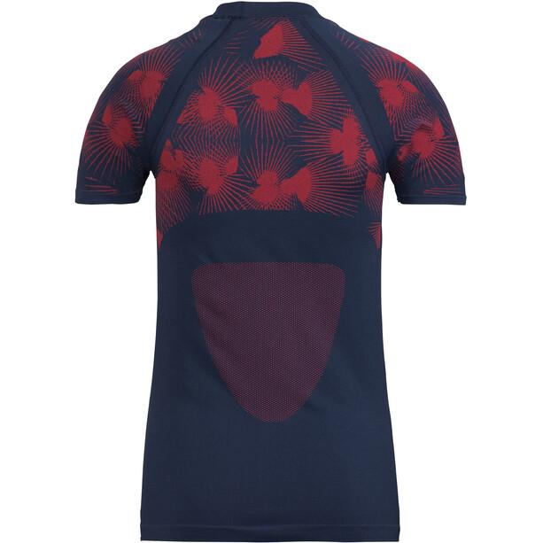 VAUDE LesSeam Shirt Damen eclipse
