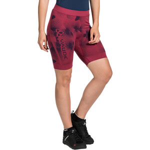 VAUDE SQlab LesSeam Shorts Damen crimson red crimson red