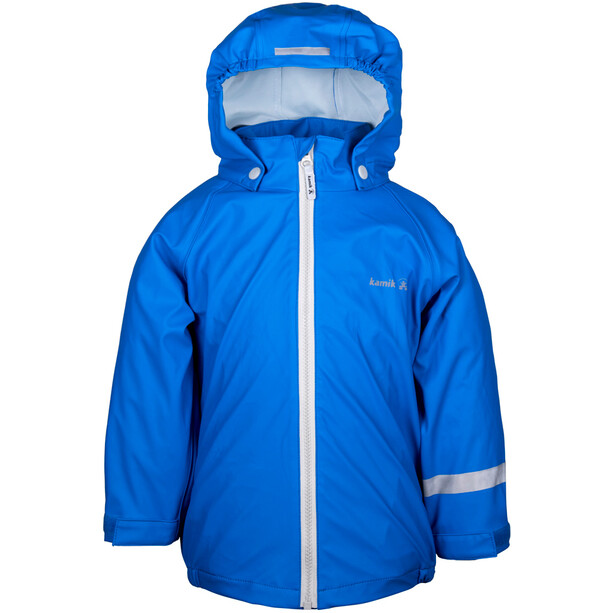 Kamik Spot Jacke Kinder strong blue