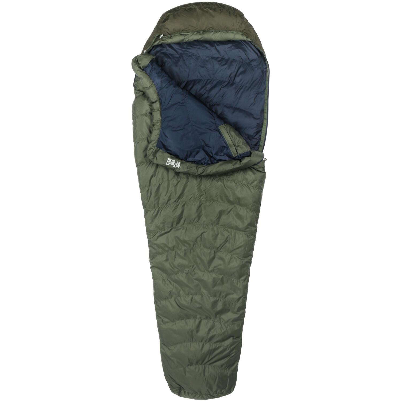 Marmot Fulcrum Eco 30 Schlafsack regular crocodile/nori