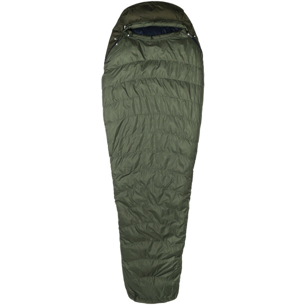 Marmot Fulcrum Eco 30 Schlafsack regular crocodile/nori