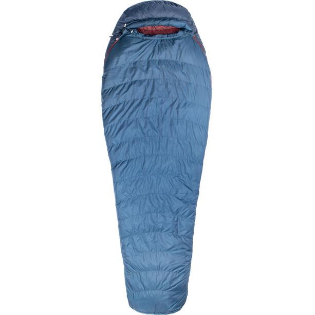 Marmot Fulcrum Plus 15 Sac de couchage Long, bleu