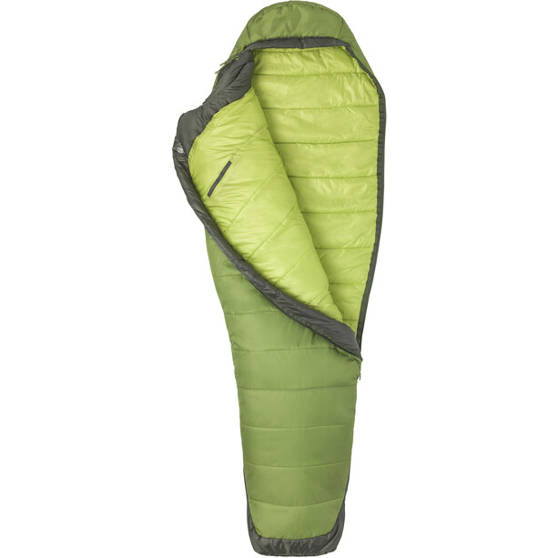 Marmot Trestles Elite Eco 30 Schlafsack regular vine green/forest night