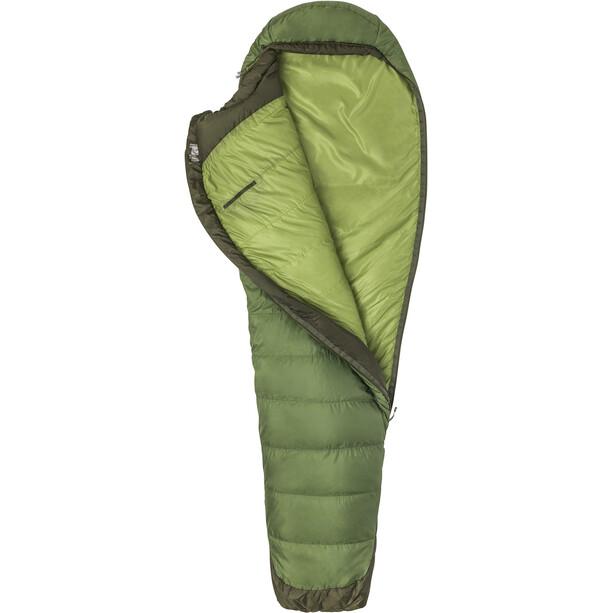 Marmot Trestles Elite Eco 30 Schlafsack regular Damen wheatgrass/crocodile