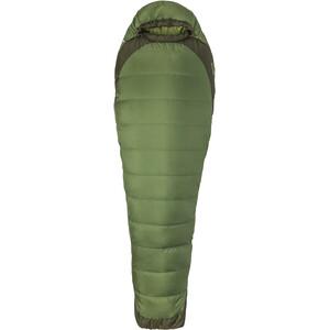 Marmot Trestles Elite Eco 30 Schlafsack Long Damen wheatgrass/crocodile wheatgrass/crocodile
