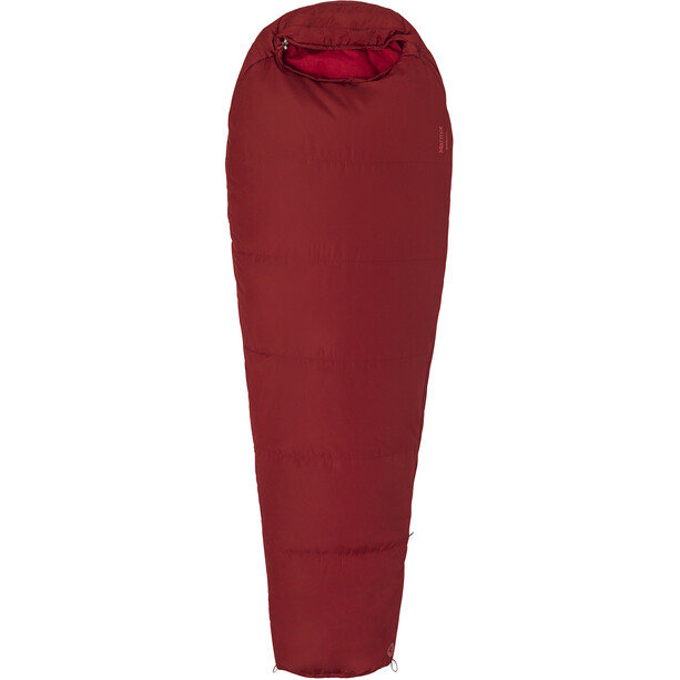 Marmot Nanowave 45 Sleeping Bag regular röd