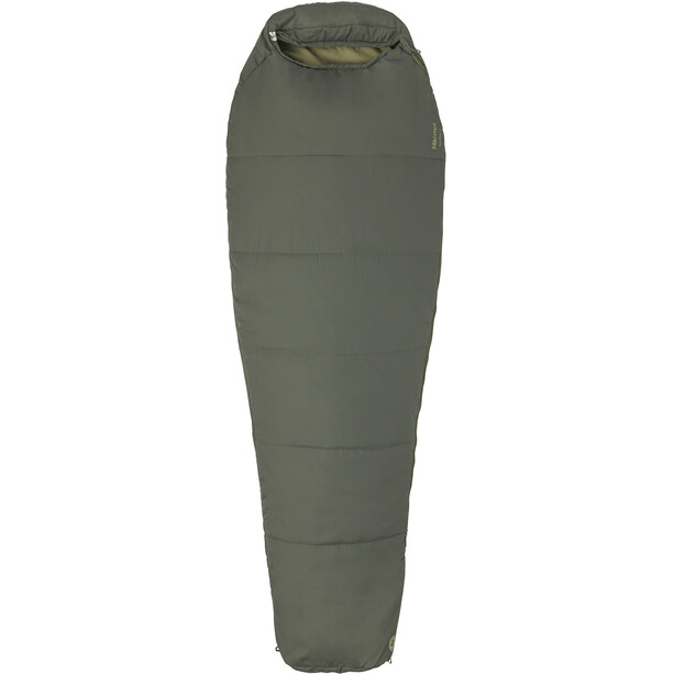 Marmot Nanowave 35 Sleeping Bag long oliv