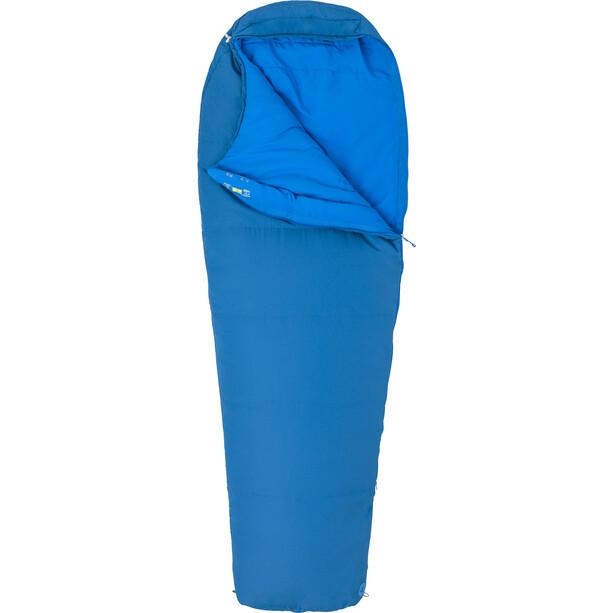 Marmot Nanowave 25 Schlafsack regular blau