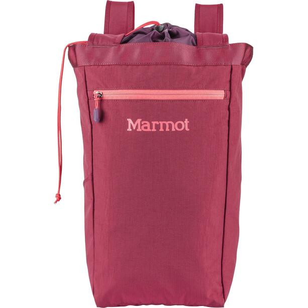 Marmot Urban Hauler Medium brick/dark purple