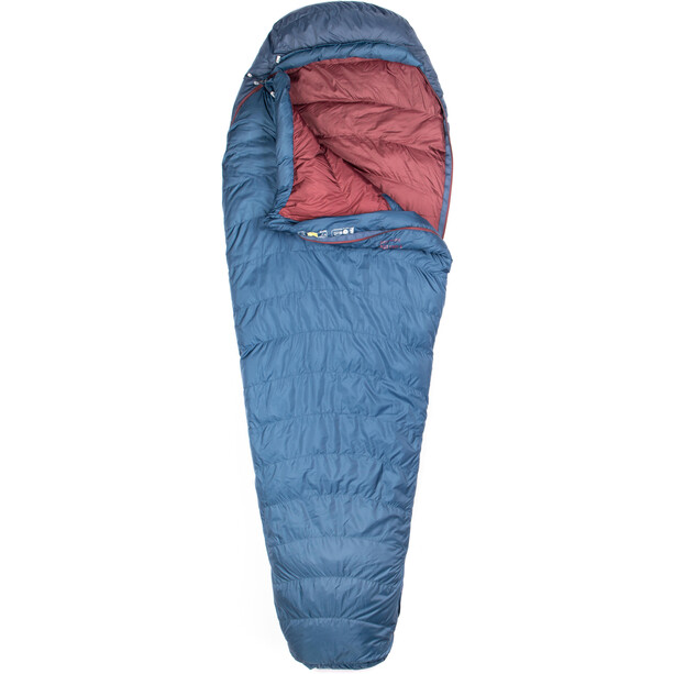 Marmot Fulcrum Plus 15 Sleeping Bag Regular blå