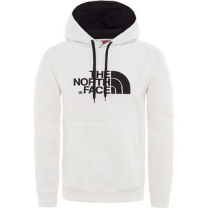 The North Face Drew Peak Sudadera con capucha Hombre, blanco/negro blanco/negro