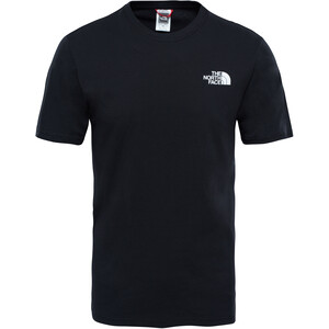 The North Face Redbox Kurzarm T-Shirt Herren tnf black tnf black