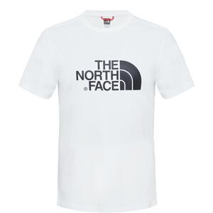 The North Face Easy Kurzarm T-Shirt Herren weiß weiß
