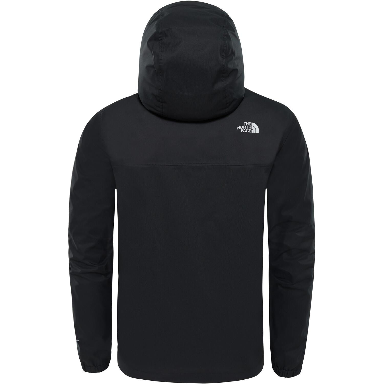 The North Face Resolve Reflective Jacke Jungen tnf black