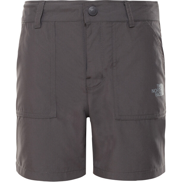 The North Face Amphibious Shorts Mädchen graphite grey
