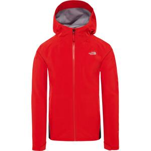 The North Face Apex Flex Dryvent Jacke Herren fiery red/tnf black fiery red/tnf black