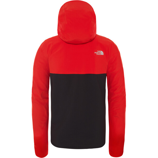 The North Face Apex Flex Dryvent Jacke Herren fiery red/tnf black