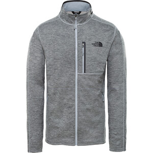 The North Face Canyonlands Full-Zip Jacke Herren tnf medium grey heather tnf medium grey heather