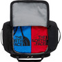 The North Face Berkeley Duffel M tnf black heather