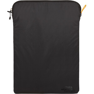 The North Face Flyweight Laptop 15 Sleeve asphalt grey/tnf black asphalt grey/tnf black