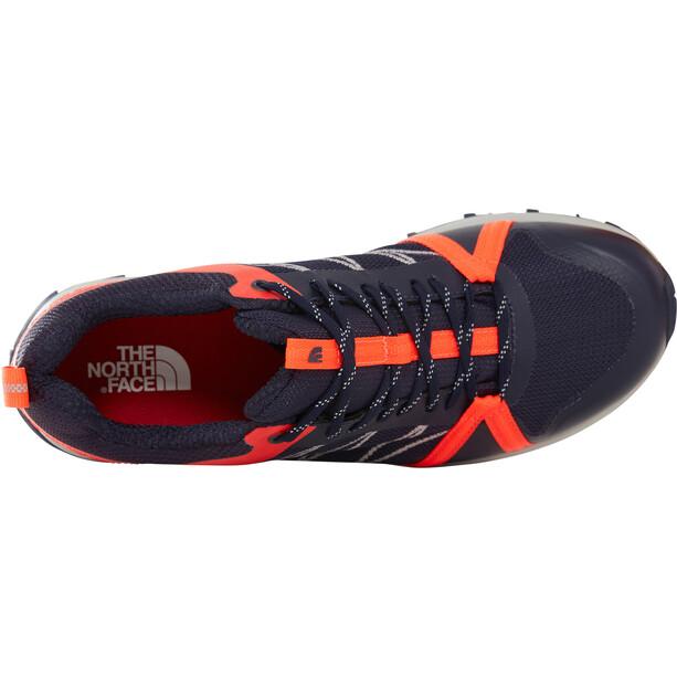The North Face Litewave Fastpack II GTX Schuhe Damen peacoat navy/fiery coral