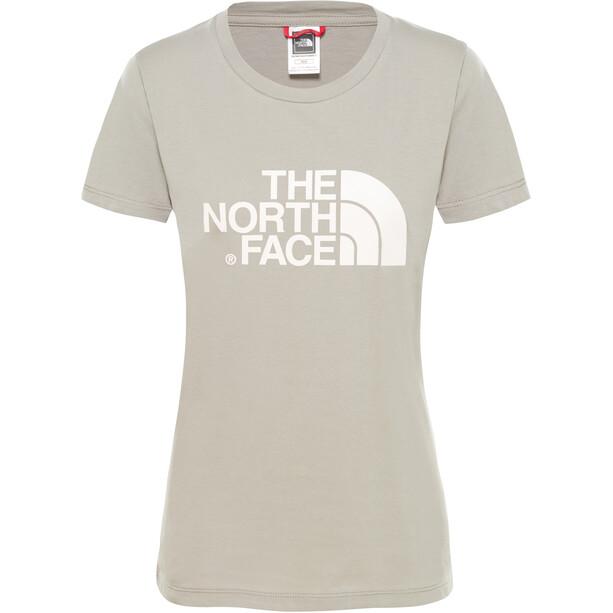 The North Face Easy S/S Tee Dam silt grey
