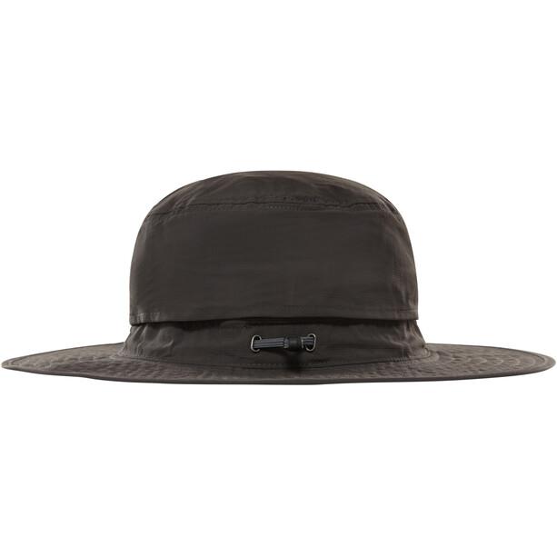 The North Face Horizon Breeze Brimmer Hat asphalt grey/tnf black
