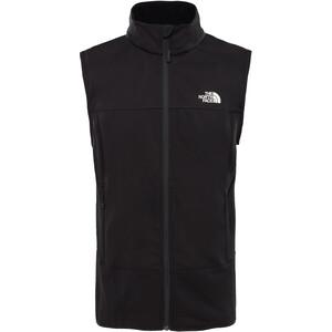 The North Face Hybrid Softshell Vest Herr tnf black/tnf black tnf black/tnf black