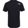 The North Face Simple Dome S/S Tee Herr tnf black