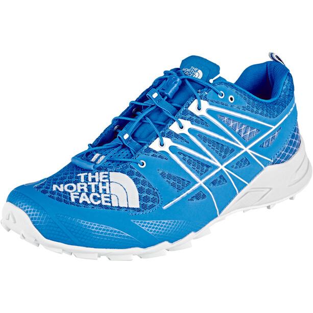 The North Face Ultra MT II Shoes Herr blå/grå