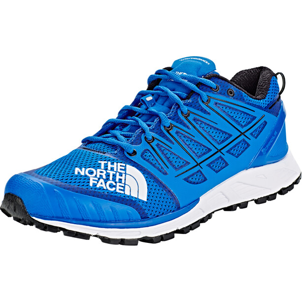 The North Face Ultra Endurance II Shoes Herr bomber blue/tnf black