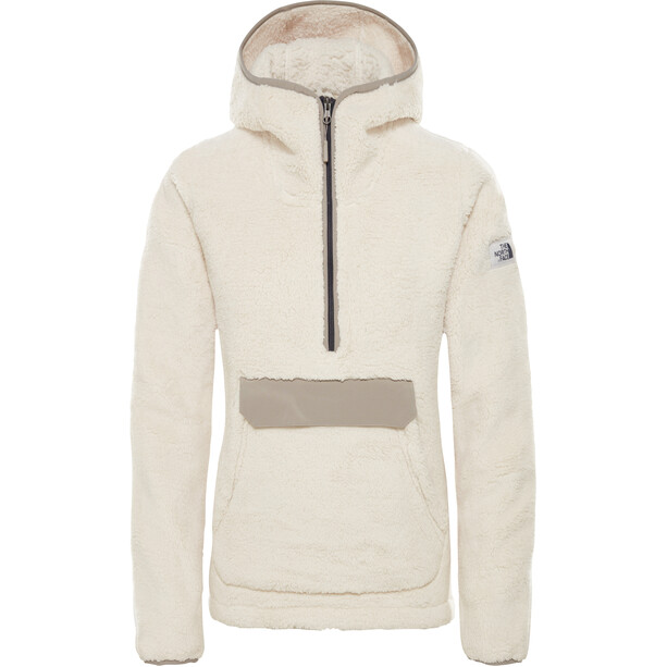 The North Face Campshire Pullover Hoodie Dam vintage white/silt grey