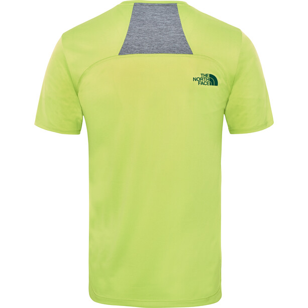 The North Face Ondras S/S Tee Herr lime green