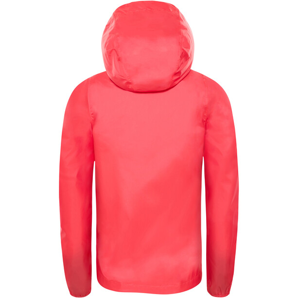 The North Face Zipline Rain Jacket Flickor atomic pink