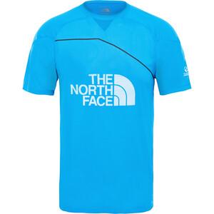The North Face Flight Better Than Naked S/S Shirt Herr bomber blue bomber blue