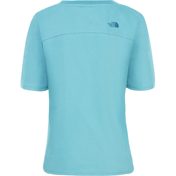 The North Face Premium Simple Dome S/S Tee Dam storm blue