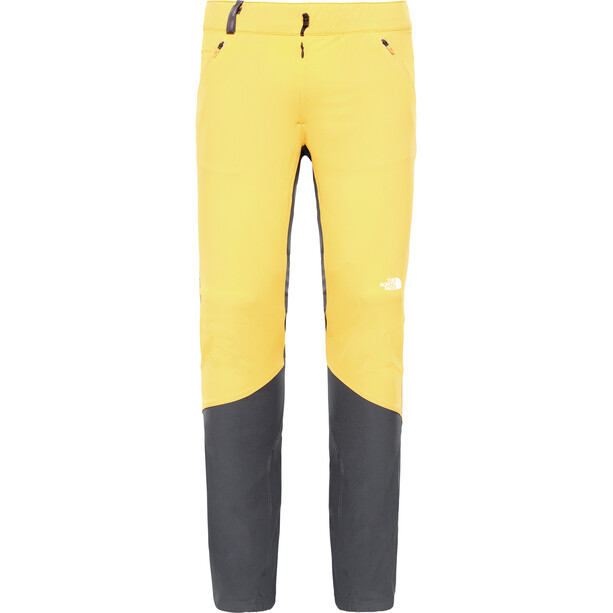 The North Face Impendor Trek Pants Herr asphalt grey/zinnia orange