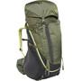 The North Face Terra 55 Backpack Dam tnf dark grey heather/four leaf clover