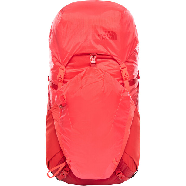 The North Face Hydra 38 RC Backpack Dam pompeian red/juicy red