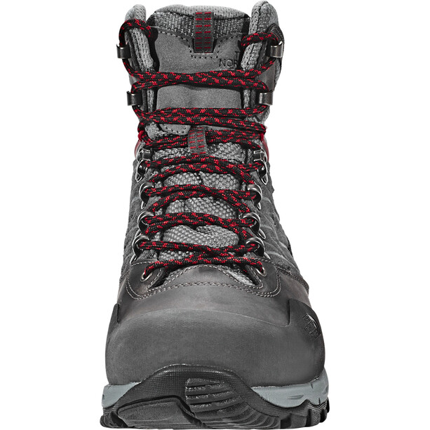 The North Face Hedgehog Trek GTX Shoes Herr dark shadow grey/rudy red